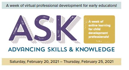 Poster for ASK conference