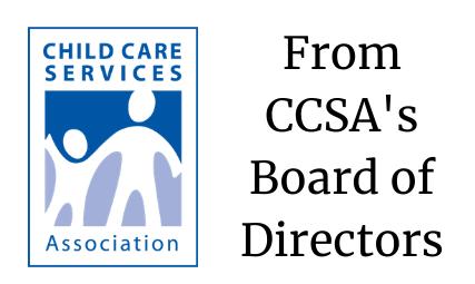 """""""from CCSA board"""" logo"""