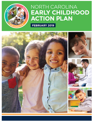 North carolina early childhood action cover