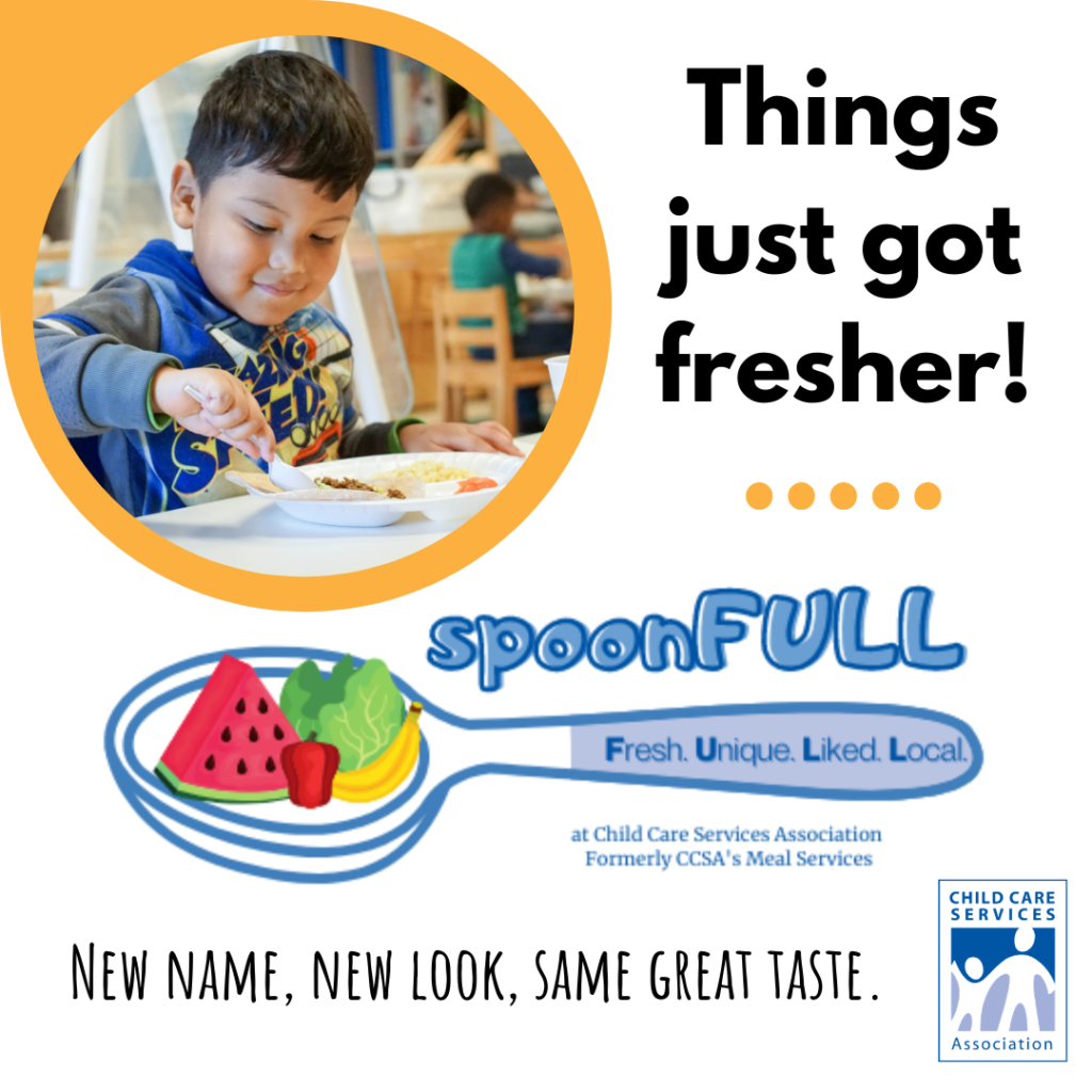 SpoonFULL announcement graphic