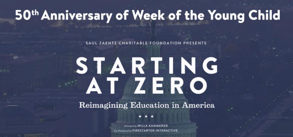 starting at zero graphic